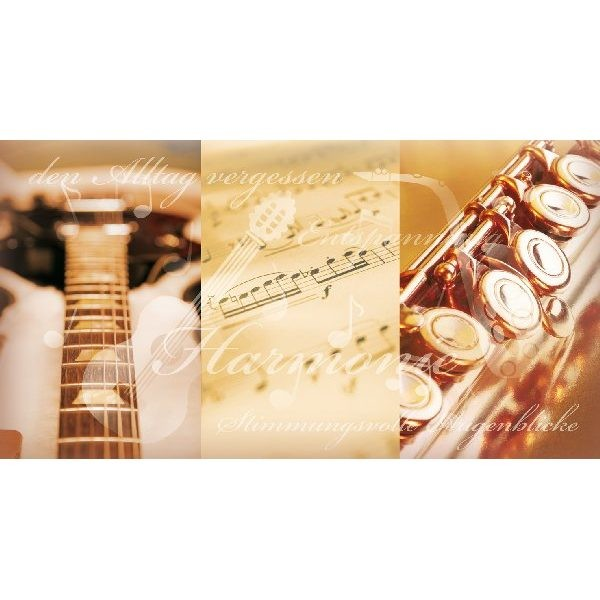 Postkarte Sprüche, DIN lang